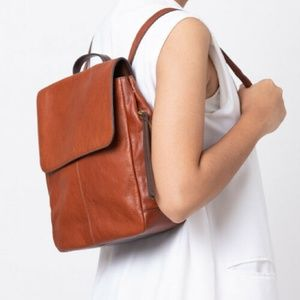 FOSSIL SHB1932213 Claire Backpack Leather Bag